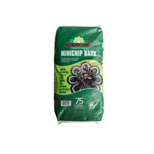 Minichip Bark 75l sold at Baileys Country Store