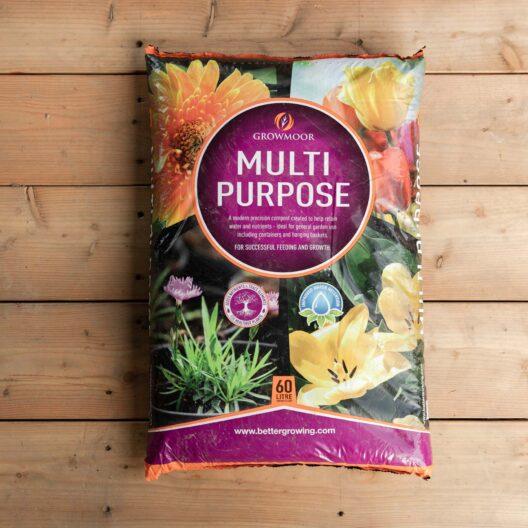 Growmoor mulitpurpose compost