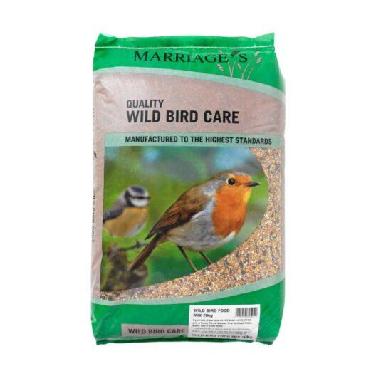 standard wild bird food