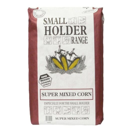 Allen page super mixed corn small holders range