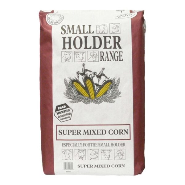 Allen page super mixed corn small holders range