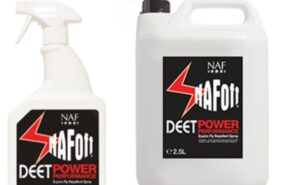 naff off deet performance fly spray for the flicka foundaiton