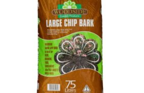 Large chip bark chip
