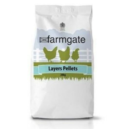 Farmgate Layer Pellets