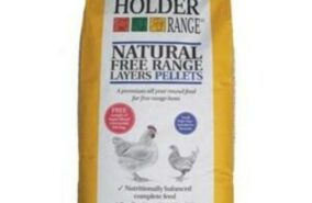 allen and page small holder natural layers pellets