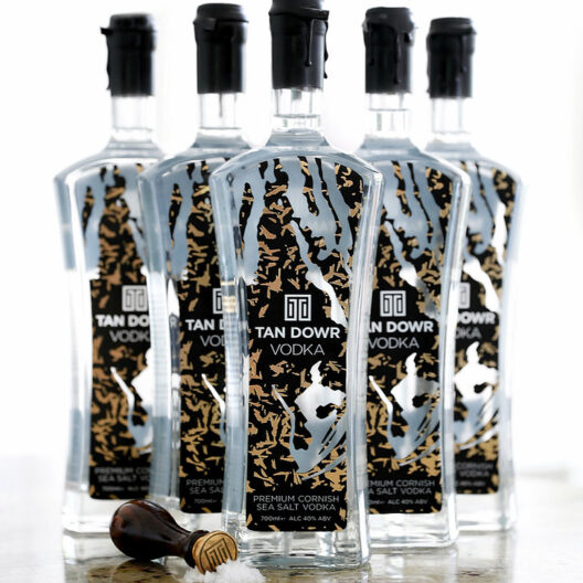 Tan dowr Cornish Sea Salt Vodka