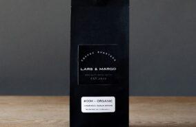 Lars and Margo Honduran Melado Cofee sold at Baileys Country Store.