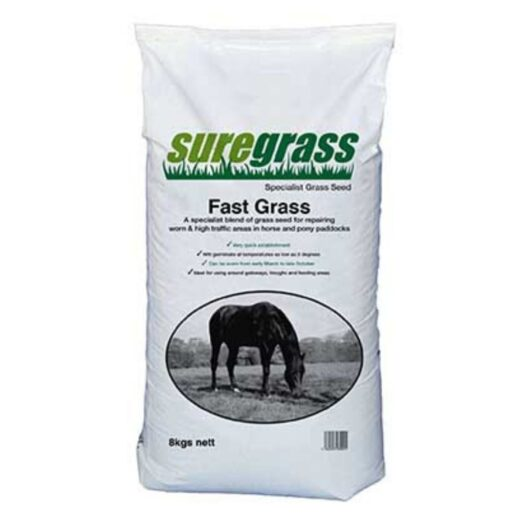 Suregrow fast grass sold at baileys country store.