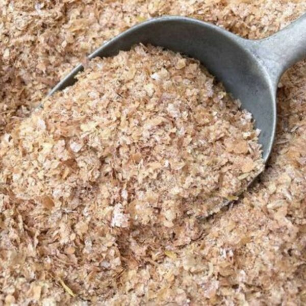 Wheat bran sold at baileys country store in penryn