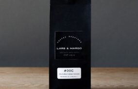 Lars and Margo Columbian cornish roasted coffee sold at Baileys country store