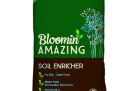 Bloomin amazing soil enricher