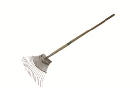 Greenman lawn rake sold at baileys country store