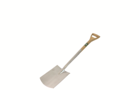 Greenmans digging spade in Baileys country store