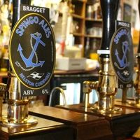 Spingo Ales baileys guest brewer of the the month for october